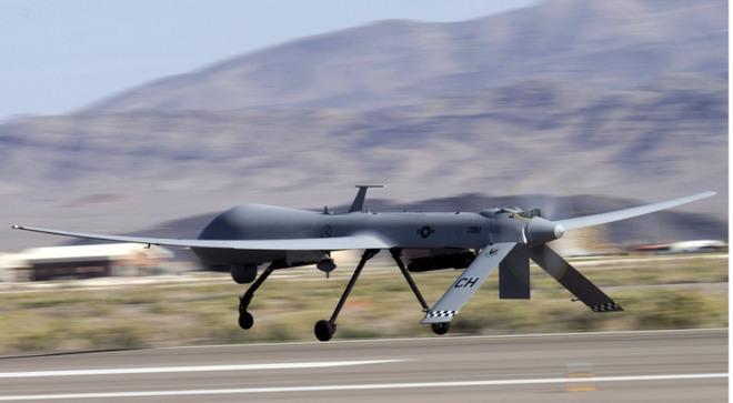 Predator Drone, Pakistan