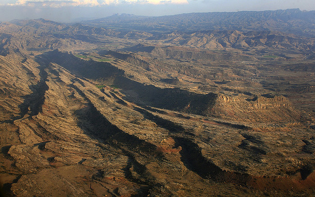 Afghanistan Border Area