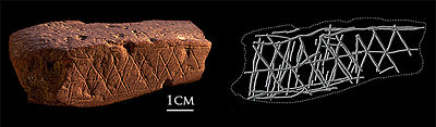 Blombos_Cave_engrave_ochre