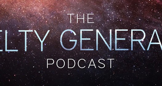 Dr. Bruce on the Novelty Generators podcast
