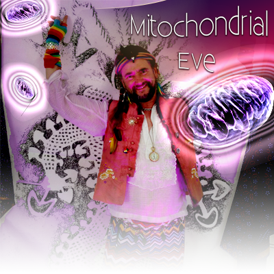 LZ Episode 021: Mitochondrial Eve @ Burning Man 2013