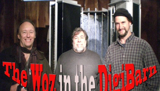LZ Episode 046: Steve Wozniak visits the DigiBarn