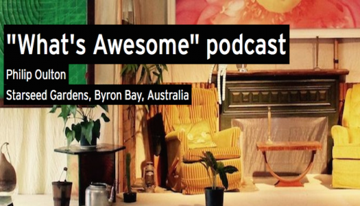 Dr. Bruce on the What's Awesome Podcast with Philip Oulton